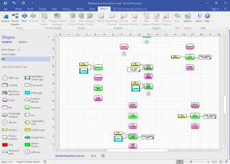 Visio 2016 EPC screenshot